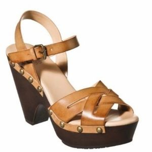 *NWT* Mossimo Wilette Sandals